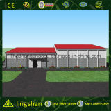 中国は組立て式に作った鉄骨フレームの倉庫の建設費(LS-SS-212)を