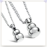 De Halsband van de Juwelen van het Roestvrij staal van de Tegenhanger van de Juwelen van de manier (NK1023)