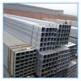 tubos de acero cuadrados para maquinaria especial