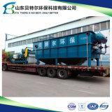 обработка сточных вод Slaughtering цыпленка 300m3/Day, завод обработки сточных вод убоя