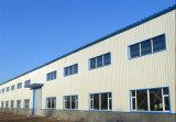Oficina galvanizada clara pré-fabricada do ofício da arte da construção de aço