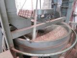 乾燥したコーヒー豆のもみすり機の皮をむく機械