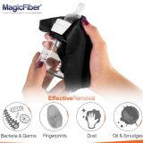 Pano da fibra de Microfiber para a limpeza de vidros
