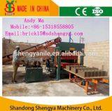 Caliente-Venta hueco concreta automática de la máquina de fabricación de ladrillo Qt5-20 de la alta calidad