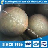 耐久の造られた鋼鉄粉砕の球