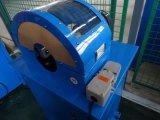 Máquina raspando hidráulica Km-65f da mangueira flexível