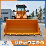 Mini chargeur de la Chine machines de terrassement ISO/Ce de chargeur de roue de frontal de chargeur de 2.5 tonnes