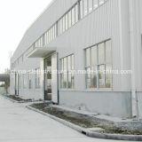 Taller profesional de calidad superior y almacén de la estructura de acero del diseño de China