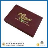 Logotipo personalizado caja de papel de embalaje (GJ-Box016)