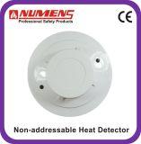 4-Wire, détecteur conventionnel de la chaleur avec la réinitialisation automatique de sortie de relais (403-016)