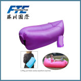 Раздувной ленивый спальный мешок перемещения софы воздуха