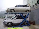 De hydraulische Lift van de Schaar van de Cilinder Auto