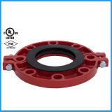 Incendio Pipe Fittings Flange Coupling 60.3 con FM/UL Approved