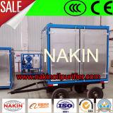 Beweglicher Typ Abfall-Transformator-Öl-Filtration-Gerät, Öl-filternset