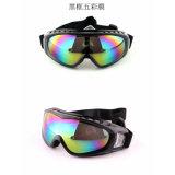 Moto meilleur marché antibrouillard de la Chine emballant des lunettes pour les gosses (AG018)