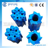 T38 T45 T51 R32 Retrac Type Thread Button Bit per Fast Drilling e Quarrying