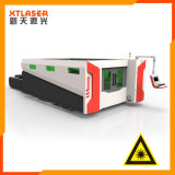 De Chinese Professionele Laser van de Vezel van de Pijp om de Vierkante Scherpe Machine van de Buis 500W