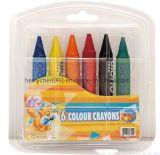 12 colores 1.4 X 10.5cm Jumbo Crayon