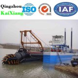 販売のための中国の良質の低価格の小型および大きい川の砂のカッターの吸引の浚渫船