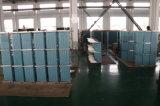 Radiador de aluminio del tubo de aleta de China para el petróleo o el aire de enfriamiento