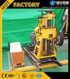 Piattaforma di produzione portatile della perforatrice da roccia della perforatrice dell'acqua portatile dello strumento del trivello DTH
