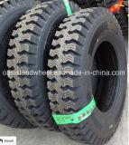 Schräger Bergbau-LKW-Gummireifen/Reifen (750-16) mit Gefäß