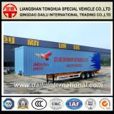 3 Welle Wing Opening Van Semi Trailer