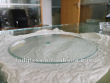 Couvercle en verre de la CE sûre gâchant le four