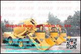 安い価格! ! ポンプ、具体的なミキサーのトラック、熱い販売のための具体的なミキサーをロードしている移動式自己を搭載する4cbm具体的なミキサー機械