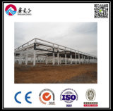 Almacén industrial prefabricado de la estructura de acero del marco del aguilón (ZY358)