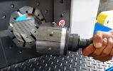 para o encaixe não padronizado, máquina de friso da mangueira fina super