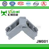 Angolo di fusione sotto pressione di alluminio per la finestra e portello con ISO9001 (JM001)