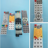 Pulsanti universali della gomma di Keypress del silicone di telecomando
