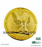 金のカスタム昇進の記念する硬貨