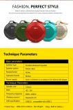 La résistance aux chocs intrinsèque du haut-parleur portatif stéréo sans fil extérieur MIC de Bluetooth 4.0 Ipx6 imperméabilisent le haut-parleur avec la basse (TF-0906)
