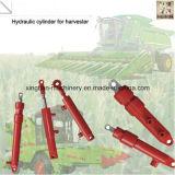 Cilindro hidráulico da ação dobro para a máquina da agricultura
