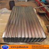 Лист толя Coated поверхностного покрытия цинка Corrugated