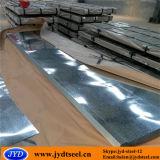 Zéro/minute/tôle d'acier enduite zinc régulier/grand de paillette