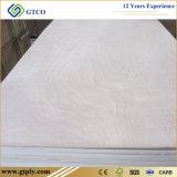 madeira compensada comercial da colagem 4X8 Phenolic com placa da melamina da venda por atacado da mobília de China