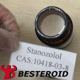99.6% polvere minima CAS di Stano Zolol Winstrol di purezza: 10418-03-8
