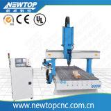 Holzbearbeitung CNC-Fräser mit ATC und Mittellinie 4: Drehmittellinie