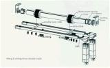 Sistema automático da cortina do indicador moderno para a HOME esperta