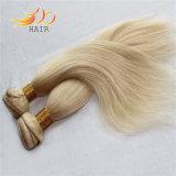 卸し売り金髪の拡張薄い色のベトナムの人間の毛髪