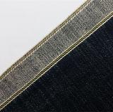 Прям-Legged ткань 18963 оптовой продажи джинсовой ткани джинсыов 11oz