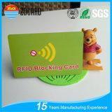 13.56MHz 플라스틱 RFID 지능적인 Contactless 카드