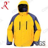 두건 (QF-601)를 가진 방수 옥외 기술 스키 재킷