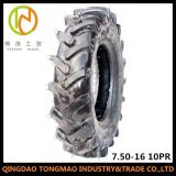 Pneus da alta qualidade de TM750b 7.50-16/pneu da roda/trator