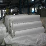 Tessuto piano di bianco del coperchio della stuoia di larghezza 210cm/214cm dei pp