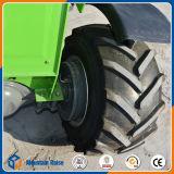 China 0.8 toneladas Radlader mini Paylader para a exploração agrícola