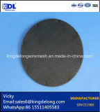 Anping Factory Wire Mesh Circular Filter como filtro de água